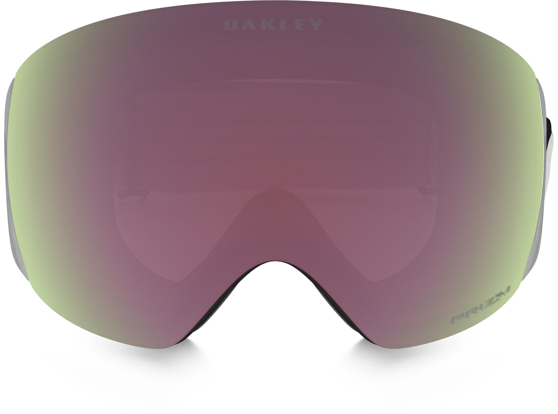 a6ed00e557c Oakley Flight Deck Snow Goggles Unisex matte black w  prizm hi pink iridium